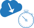 Cloud-Arrow-Stopwatch